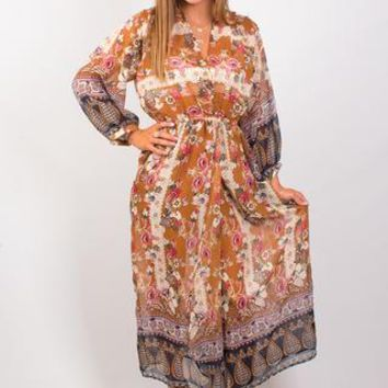 Make a Statement Gypsy Maxi