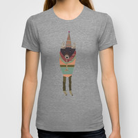 the jazz player (color  T-shirt by bri.buckley