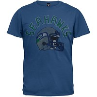 Seattle Seahawks - Kick Off Soft T-Shirt