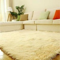 Warm Hot 80*120cm Living Room Floor Mat Cover Carpets Floor Rug Soft Area Rug
