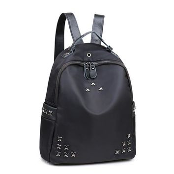 Student Backpack Children School Backpack for Teenage Girls Ribbon Bow Women Backpack Students Canvas Preppy Style Backpacks Book Bag Bolsas Mochilas AT_49_3