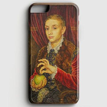 Boy With Apple Grand Budapest Hotel iPhone 8 Case
