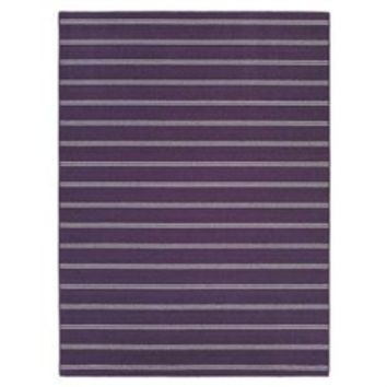 Classic Stripes College Rug - Purple College Stuff Dorm Girls Rugs Run Color Cool
