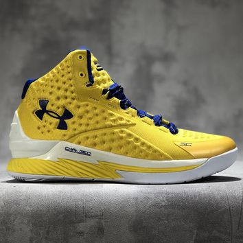 Under Armour Fashion Sneakers Sport Shoes-5