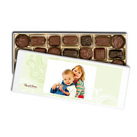 Personalized Nut, Chewy & Crisp Assortment, 24 oz. box from Russell Stover's Personalized Chocolate Gifts Collection