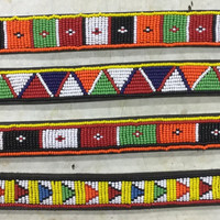 Beaded Horse Nose Band
