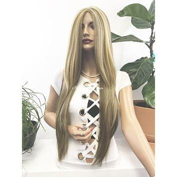 Balayage Blond lace front wig - Preaching to choir