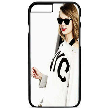 taylor swift cover white iPhone 6S Plus Case
