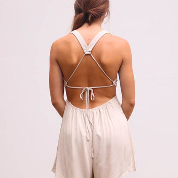 Sweet Intentions Romper