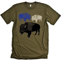 Three Buffaloes
