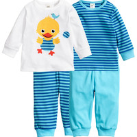 H&M - 2-pack Pajamas -