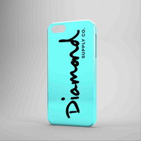 Diamond Supply Co Teal iPhone Case Galaxy Case 3D Case