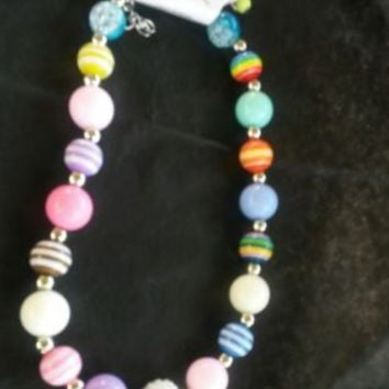 NWOT Jewelry Set - Girls /Kids/Toddlers/Children ( necklace and. earrings)