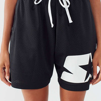 Starter Black Label + UO Mesh Drawstring Short | Urban Outfitters