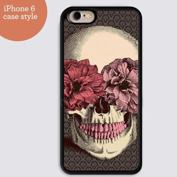 iphone 6 cover,skull flowers colorful iphone 6 plus,Feather IPhone 4,4s case,color IPhone 5s,vivid IPhone 5c,IPhone 5 case Waterproof 485