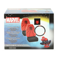 Marvel Spider-Man 4-Piece Car Kit