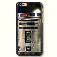 Star Wars R2D2 Robot Protective Phone Case For iPhone 7 7 Plus case, 70090