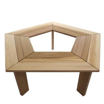 All Things Cedar Tree Bench