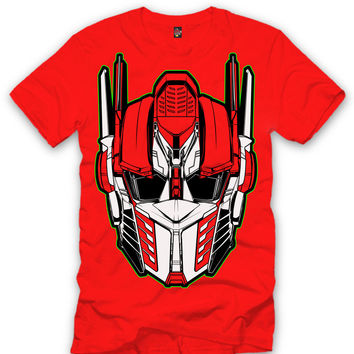 The Fresh I Am Clothing Optimus OG Spizike 6's Red Tee