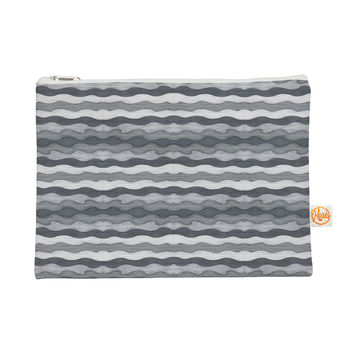 "Empire Ruhl ""51 Shades of Gray"" Gray White Everything Bag"