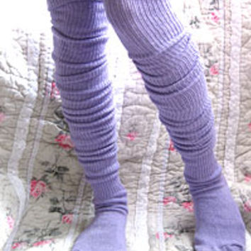 Long Cuffable Scrunchable Socks - Sock Dreams