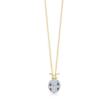 Tiffany & Co. - Tiffany & Co. Schlumberger®:Ladybug Pendant