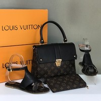 """UA"" Brown LV sets"