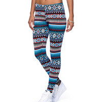 See You Monday Americana Tribal Leggings