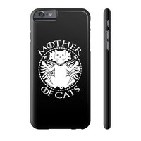 Mother of cats Phone Case