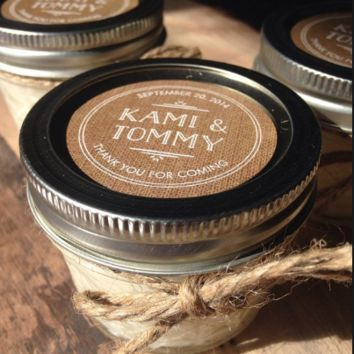 4oz Candle - Fresh & Floral Scents