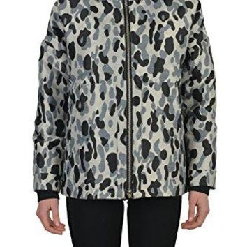 Moncler Women's ADA Real Fur Trim Down Parka Jacket - SZ 3 US L