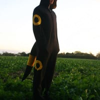 Umbreon Inspired Pokemon Onesuit FREE POSTAGE