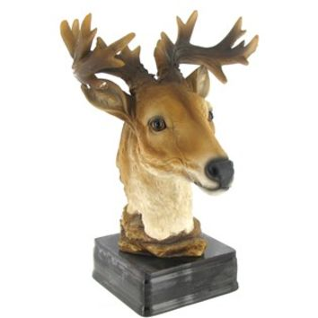 Polyresin Deer Head | Shop Hobby Lobby