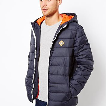 Jack & Jones Hooded Panel Jacket