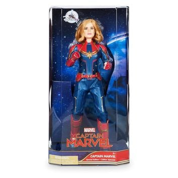 Disney Marvel's Captain Marvel Doll Special Edition 10 inc New with Box