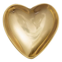 Heart-shaped dish - Gold-coloured - Home All | H&M GB