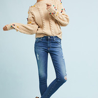 AG The Legging Low-Rise Skinny Ankle Jeans