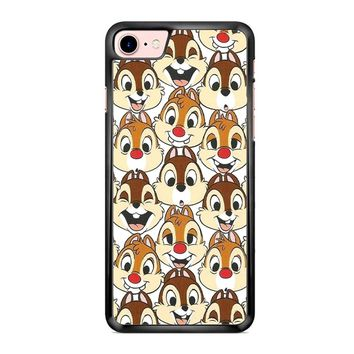 Chip And Dale iPhone 7 Case