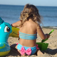 ARISTA: Baby Bikini BOW BOTTOMS create your own kids swimsuit