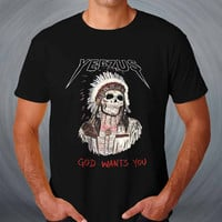 Kanye West Yeezus God Wants You T-shirt