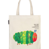 World of Eric Carle The Very Hungry Caterpillar tote bag