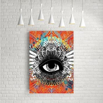 BASSNECTAR TOUR ARTWORK POSTERS