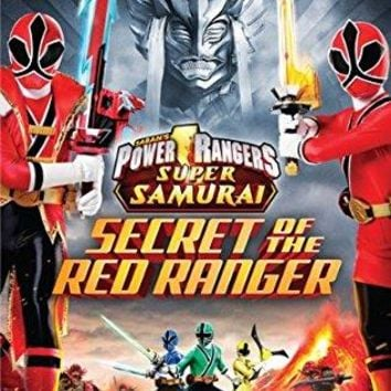 Power Rangers Super Samurai: Secret of the Red Ranger Vol. 4