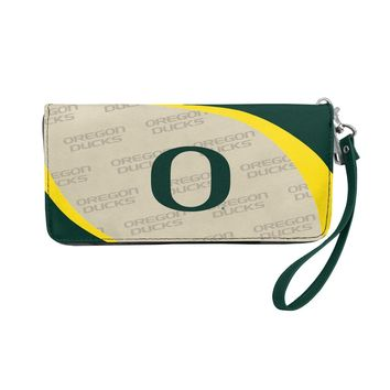 Oregon Ducks Wallet Curve Organizer Style