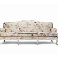 Upholstered cotton sofa CAMELIA Countrylife Collection by Exedra Furniture