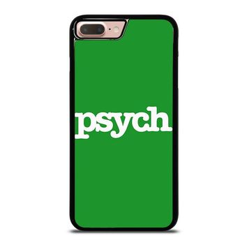 PSYCH iPhone 8 Plus Case Cover