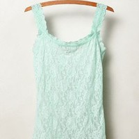 Sheer Lace Camisole by Hanky Panky
