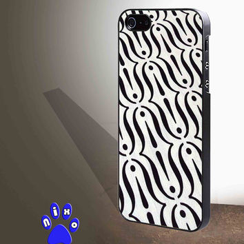 Trippy Curves Black and White  for iphone 4/4s/5/5s/5c/6/6+, Samsung S3/S4/S5/S6, iPad 2/3/4/Air/Mini, iPod 4/5, Samsung Note 3/4 Case *NP*