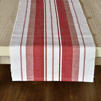 Samantha Red Table Runners