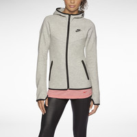 Check it out. I found this Nike Tech Fleece Windrunner Full-Zip Women's Hoodie at Nike online.